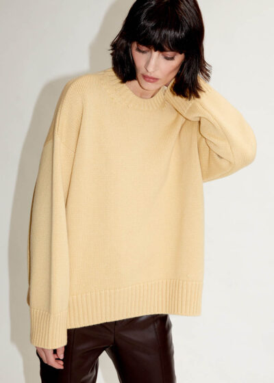 ALYKI - C1094 - Roundneck  sw rounded and longer in the back - 002