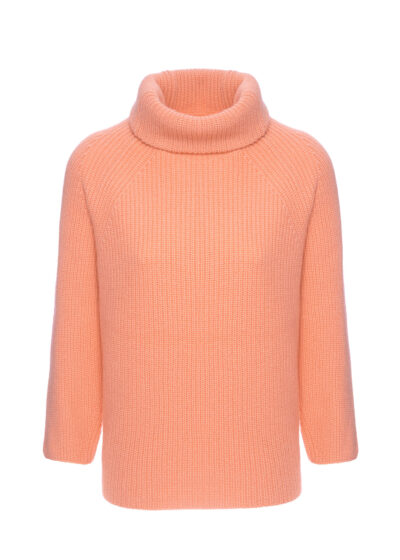 BRUNO MANETTI - E2C101 - W.Knitted Roll Neck - 001