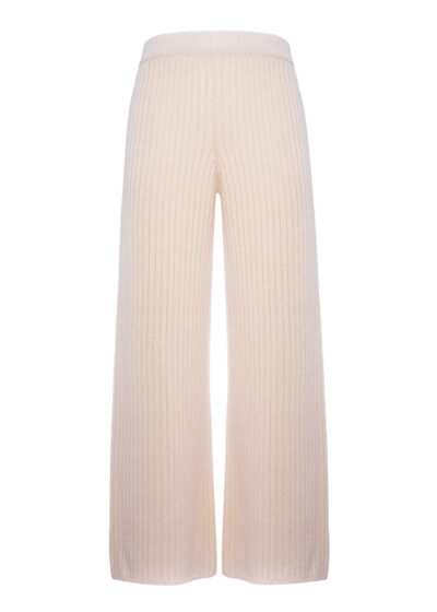 BRUNO MANETTI - E2C123 - W.Knitted Trousers - 001