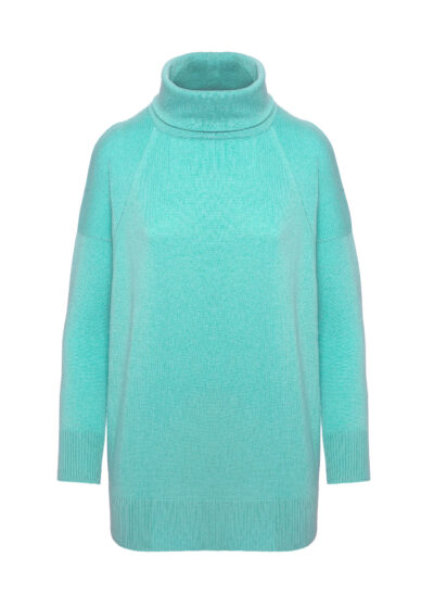 BRUNO MANETTI - E2C151 - W.Knitted Roll Neck - 001