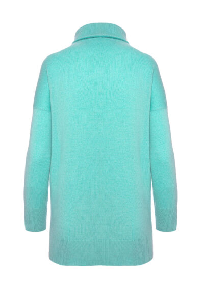 BRUNO MANETTI - E2C151 - W.Knitted Roll Neck - 002