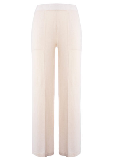 BRUNO MANETTI - E2C192 - W.Knitted Trousers - 001
