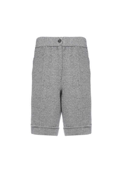 BRUNO MANETTI - E2G150 - W.Knitted Trousers - 001