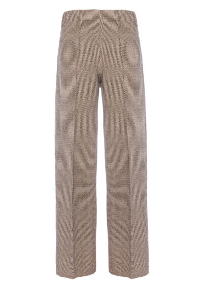 BRUNO MANETTI - E2G151 - W.Knitted Trousers - 001