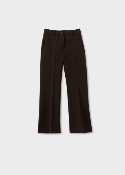 ROSSO35 - S3995P - Cropped flared trousers - 002
