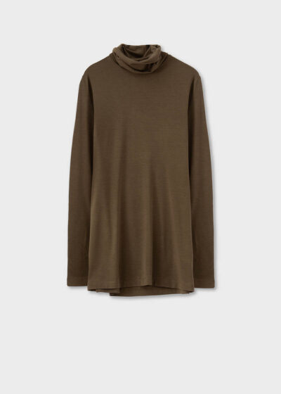 ROSSO35 - S5876TS - Turtleneck t-shirt - 002
