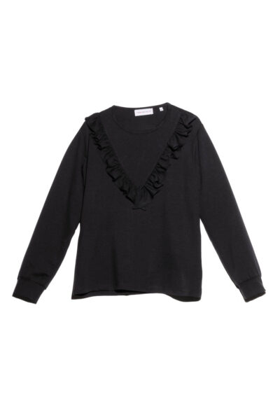 ANNAMARIA PALETTI - FANNY - Sweatshirt with rouges - 001