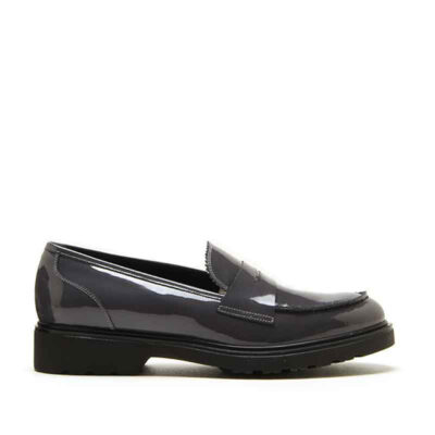 MICHELE LOPRIORE - 1088 - Patent leather loafer - 001