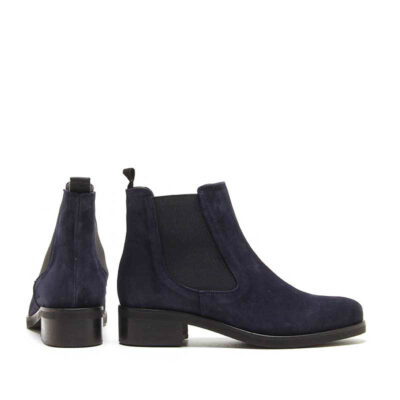MICHELE LOPRIORE - 5223IN - Nappa leather chelsea boots - 001