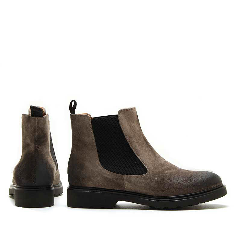 MICHELE LOPRIORE - 5223IN - Nappa leather chelsea boots - 002