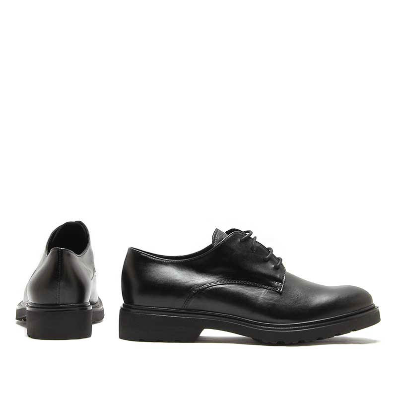 MICHELE LOPRIORE - 5419IN - Nappa leather lace-up shoes - 002