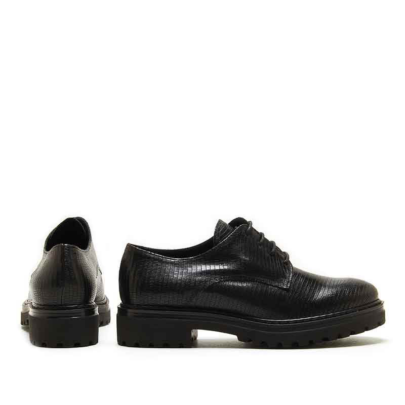 MICHELE LOPRIORE - 5419 - Tejus nappa leather lace-up shoes - 002
