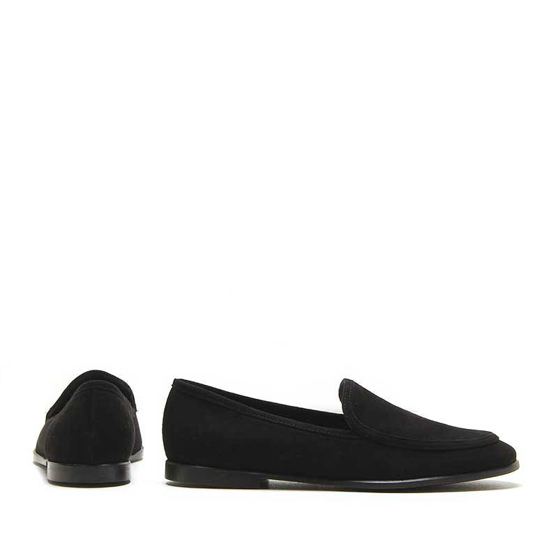MICHELE LOPRIORE - 591 - Suede loafer - 002