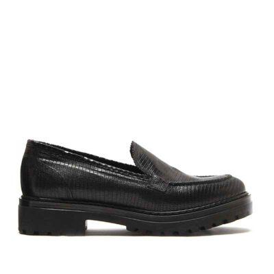 MICHELE LOPRIORE - 6431IN - Tejus nappa leather loafer - 001