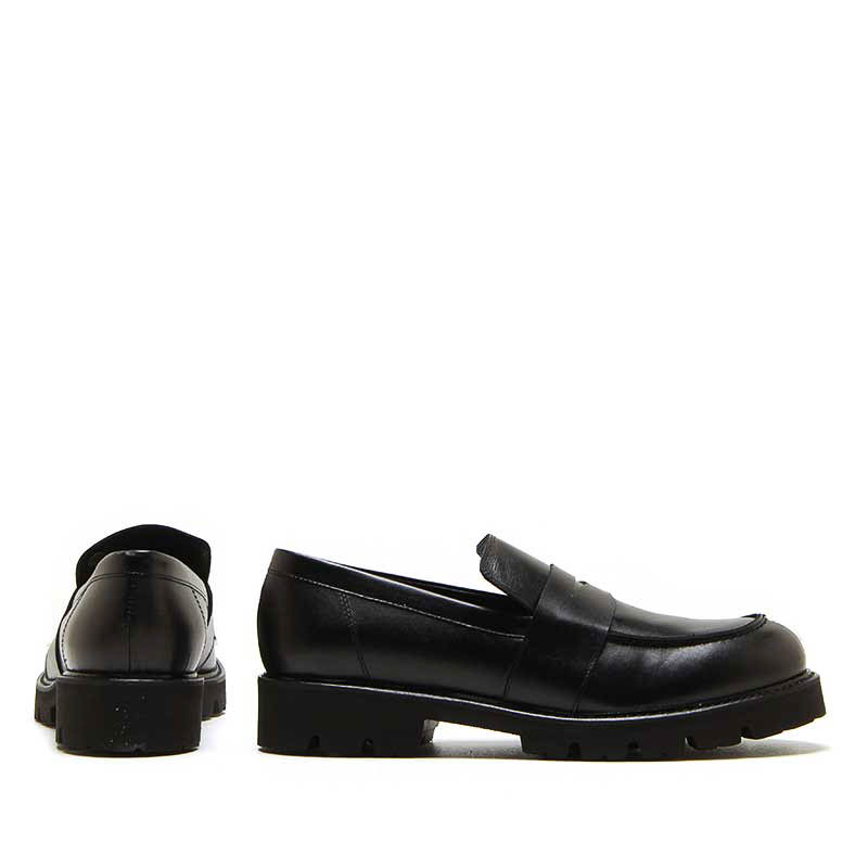 MICHELE LOPRIORE - 7119IN - Nappa leather loafer - 002