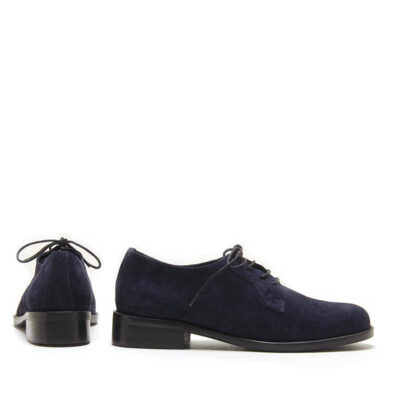 MICHELE LOPRIORE - 920 - Suede lace-up shoes - 001