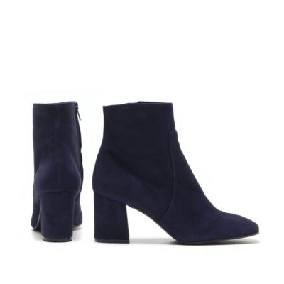 MICHELE LOPRIORE - A43678 - Suede ankle boots - 001