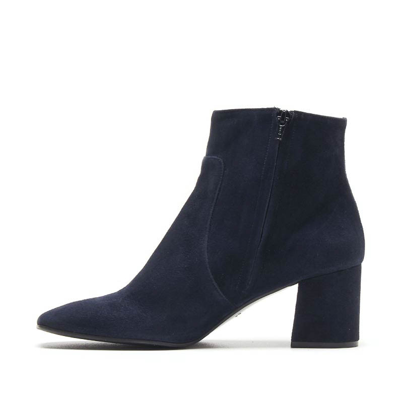 MICHELE LOPRIORE - A43678 - Suede ankle boots - 002