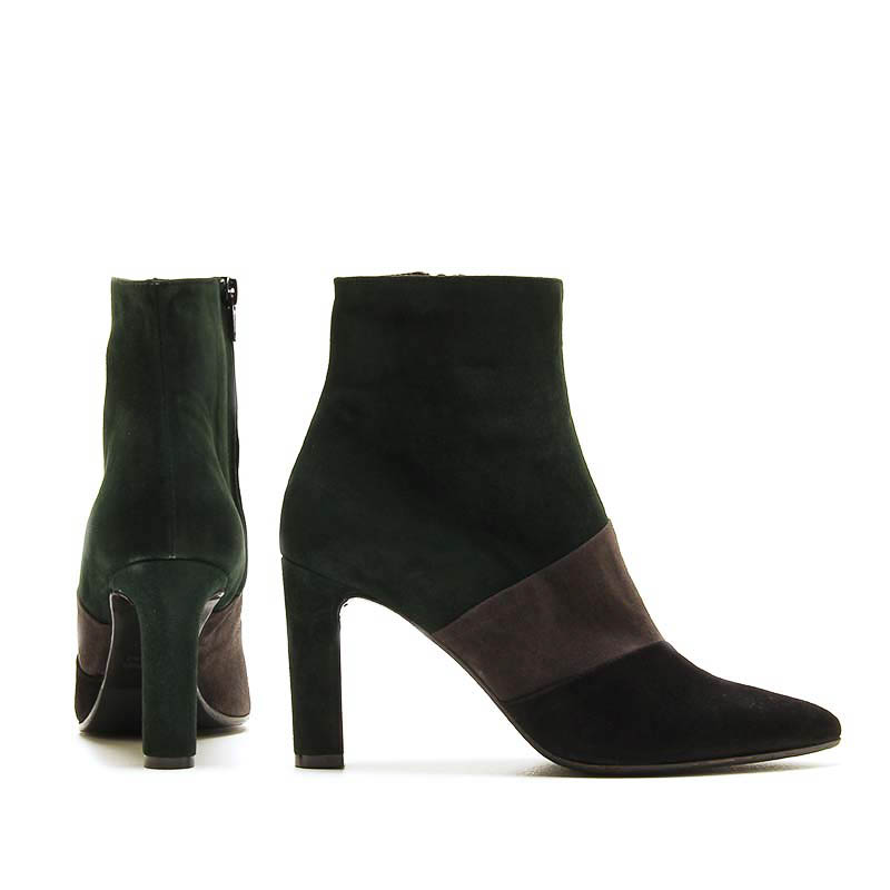 MICHELE LOPRIORE - A46000 - Suede ankle boots - 002