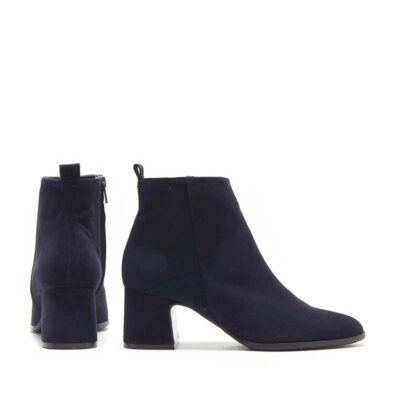 MICHELE LOPRIORE - A46022 - Suede ankle boots - 001