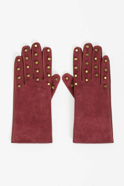 TWINSET - 212TO5010 - Leather Gloves - 001
