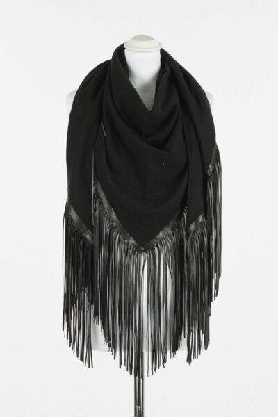 TWINSET - 212TO5040 - Woven Poncho - 001