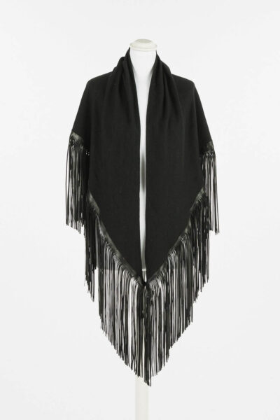 TWINSET - 212TO5040 - Woven Poncho - 002