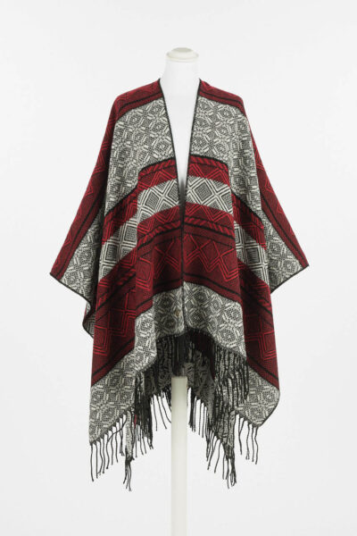 TWINSET - 212TO504B - Knitted Poncho - 001