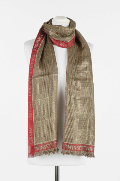 TWINSET - 212TO504C - Woven Scarf - 001