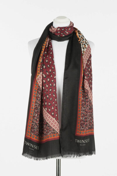 TWINSET - 212TO504H - Woven Scarf - 001