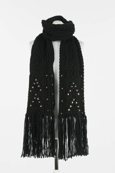 TWINSET - 212TO5050 - Knitted Scarf - 001