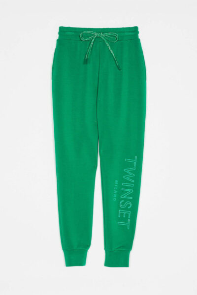 TWINSET - 212TT2091 - Knitted Trousers - 001