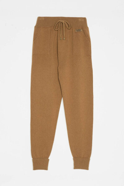 TWINSET - 212TT3124 - Knitted Trousers - 001