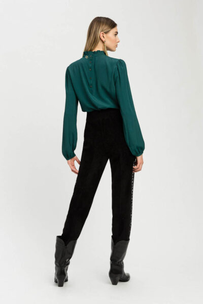 TWINSET - 212TT3191 - Knitted Trousers - 002